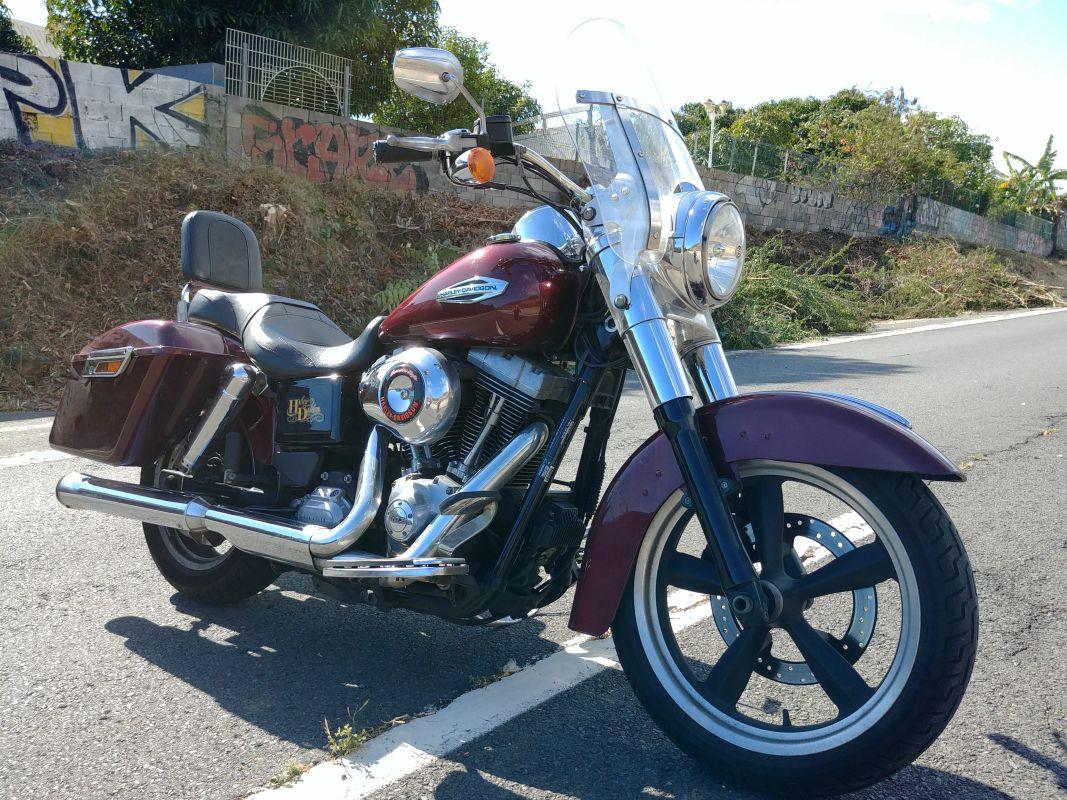 Harley Davidson FLD 103 Ci Switchback