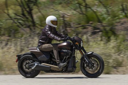 Iron & Air: First Ride: Harley Davidson FXDR 114