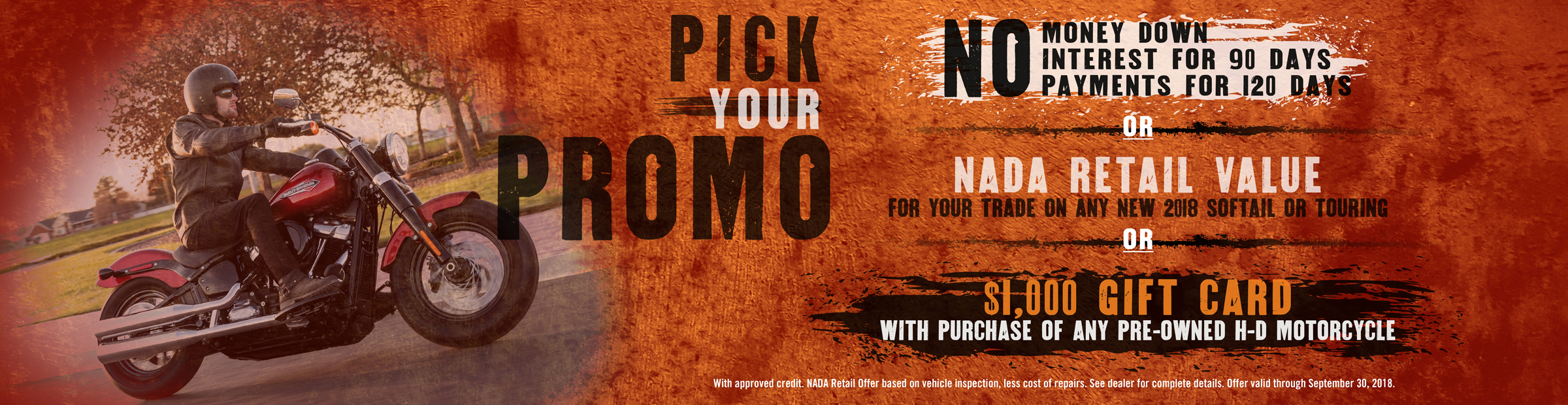 Pick Your Promo