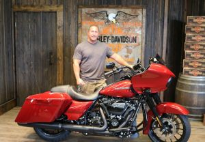 Michaels new Road Glide Special!