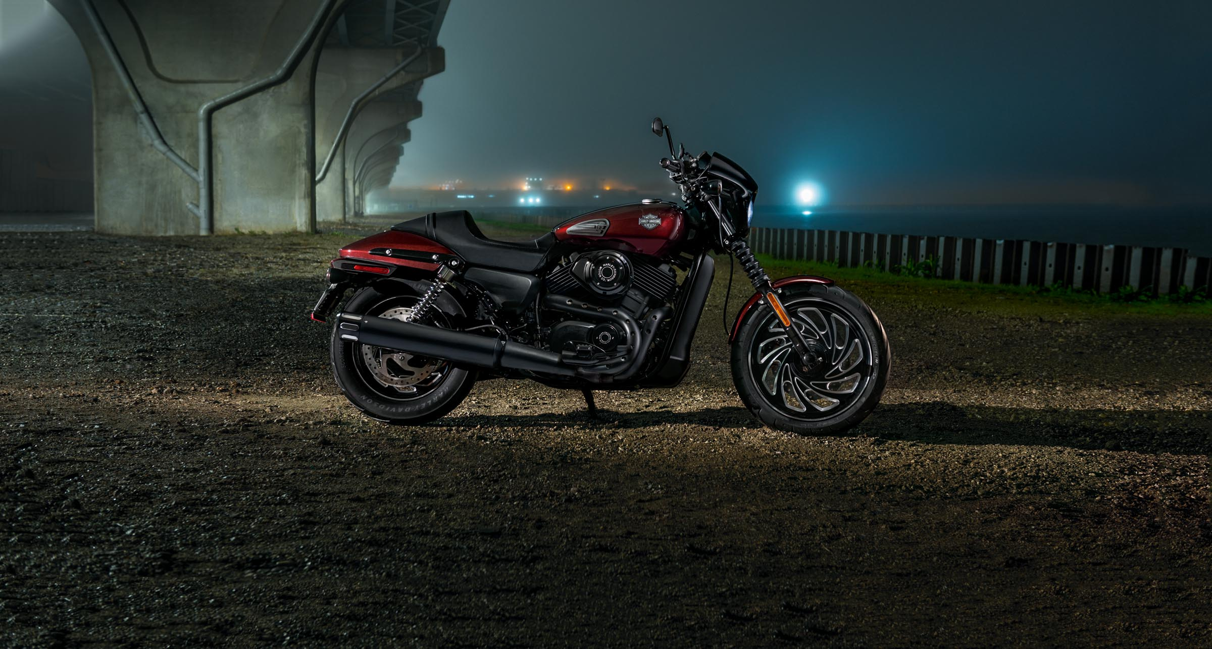 XG500 Harley-Davidson Street® 500