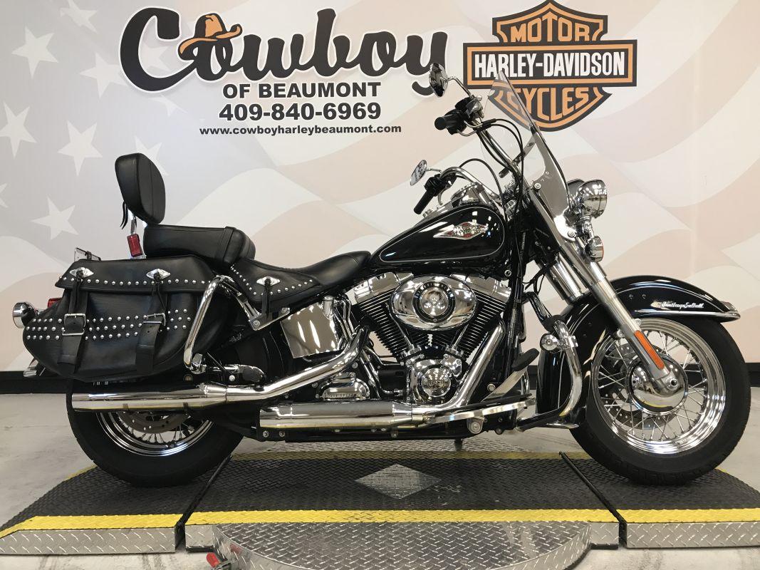 2015 Harley DavidsonsupR Sup FLSTC Heritage Softail