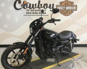 2019 Harley-Davidson Street<sup>®</sup> 500