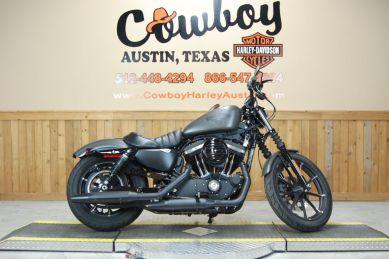 2018 Harley-Davidson XL883N Iron 883