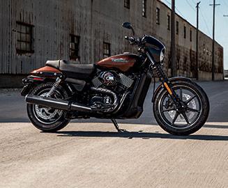 XG750 Harley-Davidson<sup>®</sup> 750