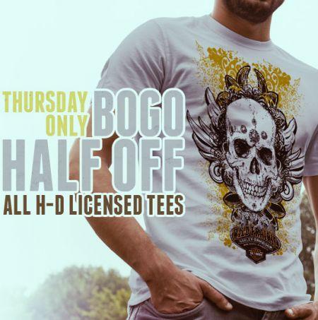 BOGO licensed T-Shirt!
