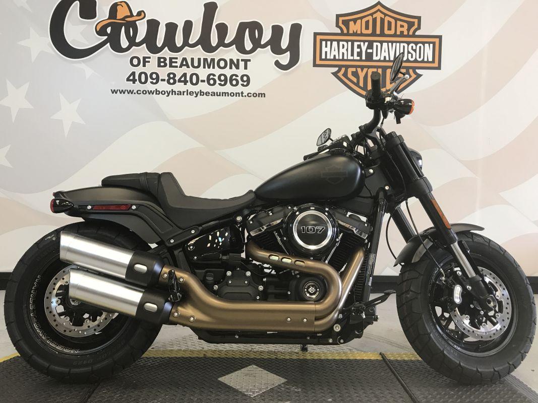 2019 Harley-Davidson<sup>®</sup> FXFB — Softail<sup>®</sup> Fat Bob<sup>®</sup>