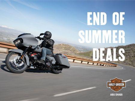 End of Summer Deals