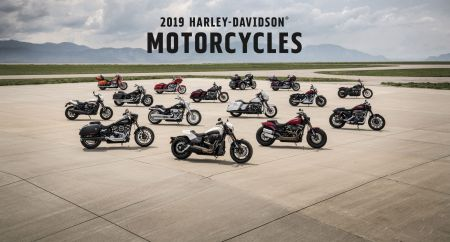 Harley-Davidson® Delivers Big For 2019