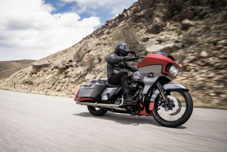 Three New Harley-Davidson® Custom Vehicle Operations (CVO) Models Ready For 2019