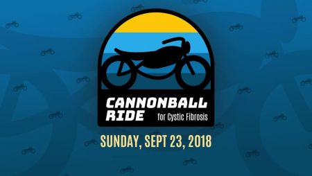 Cannonball Ride for Cystic Fibrosis