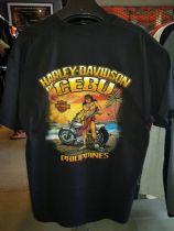 Cebu Back Prints for Men's shirts