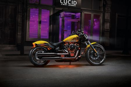 Teljesítménynövelés & önkifejezés Harley-Davidson módra