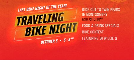 Traveling Bike Night