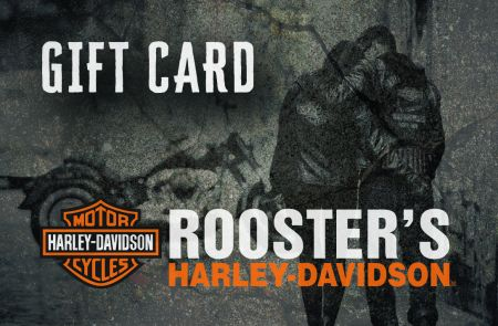 WIN A $250 Rooster's H-D Gift Card