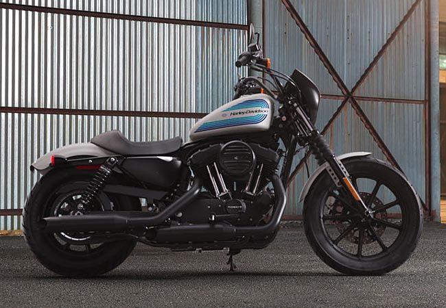 2019 Harley-Davidson XL1200NS Iron 1200