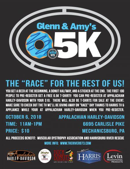 Glenn & Amy's 0.5K