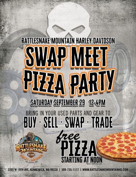 RMHD Swap Meet