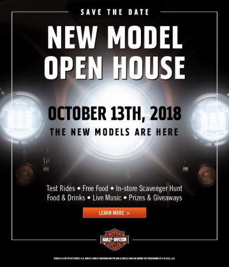 New Model Open House