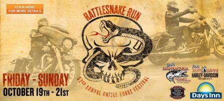 Bert's Rattlesnake Run