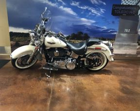 2014 HD SOFTAIL DELUXE