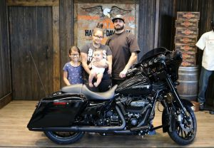 Kevens new Street Glide Special!