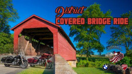 District Cover Bridge Ride