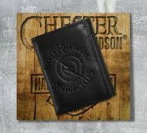 Men;s Lightning Bolt Tri-Fold wallet