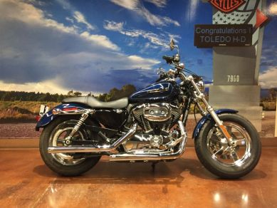 2015 HD SPORTSTER XL 1200 CUSTOM
