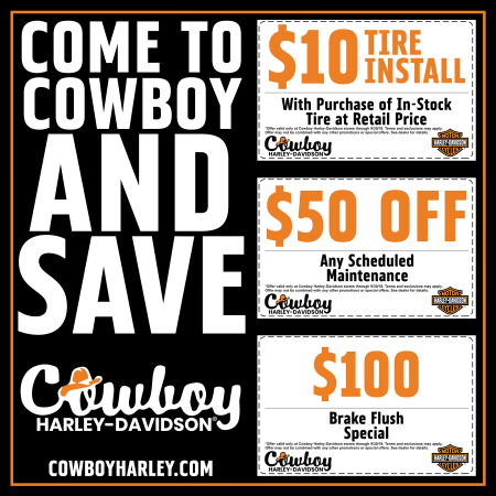 September Service Coupons