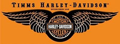 Timms Harley-Davidson<sup>®</sup>