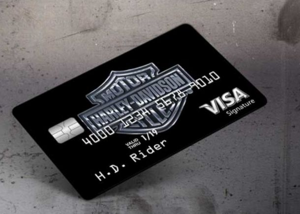 How About 12 Months of 0% Interest With H-D® Visa!