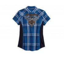 115th Anniversary Plaid Shirt