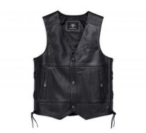 Tradition II Leather Vest