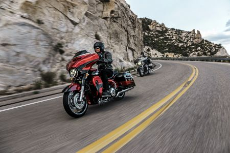 Rider Training Graduate 2.99% APR for 60 months  on new H-D® motorcycles