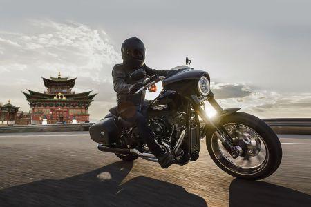 Закрытие мотосезона Harley-Davidson® 2018 в Улан-Удэ