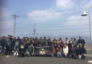 2018/03/25 北近江ツーリング