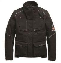 HD pánska textilná bunda na jazdenie /BARABOO TEXTILE RIDING/