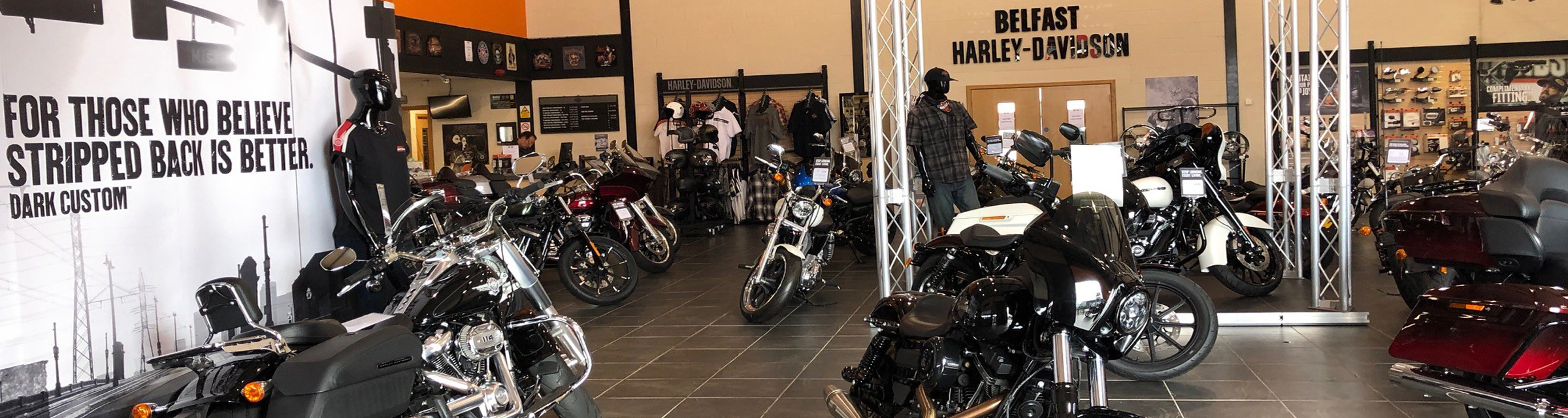 Harley-Davidson<sup>®</sup> Authorized Rentals