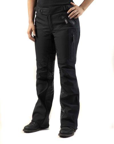 HD dámske textilné nohavice na jazdenie/FXRG® WATERPROOF/