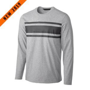 HD pánske tričko s dlhým rukávom