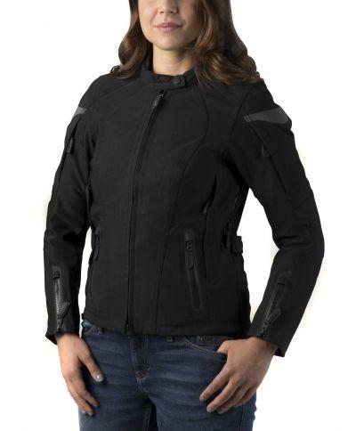 HD dámska textilná bunda  /FXRG® TRIPLE VENT SYSTEM/