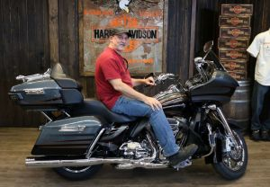 Rays new CVO Road Glide Ultra!