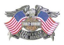 Значок United We Ride