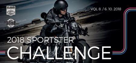 8. ročník Sportster Challenge již příští týden!