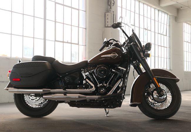 2019 Harley-Davidson FLHC Heritage Classic