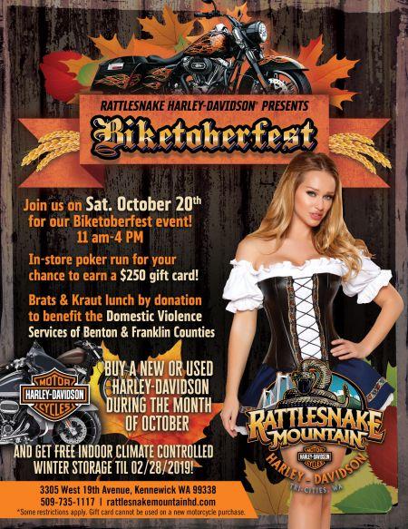 RMHD Biketoberfest