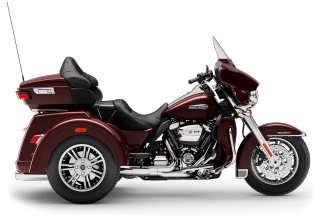 Tri Glide<sup>®</sup> Ultra - 2019 Motorcycles