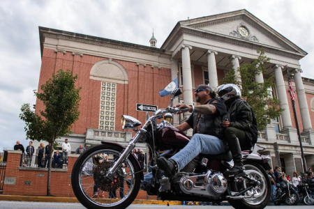 York Daily Record snapped photos at the 24th York Bike Night
