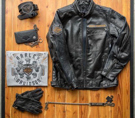 MOTOR CLOTHES & MERCHANDISE